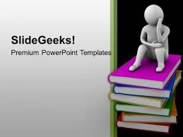 Critical Thinking On Concept Of Education Powerpoint Templates Ppt Educational Powerpoint Themes