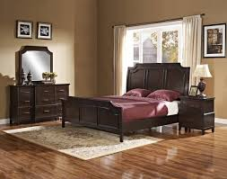 Sheffield Bedroom Furniture by Sheffield Distressed Walnut Queen 4pc Bedroom Set For 978 00