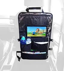 porta tablet per auto btr zaino portaoggetti per sedile auto porta tablet lettore dvd