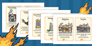 the great of events timeline cards