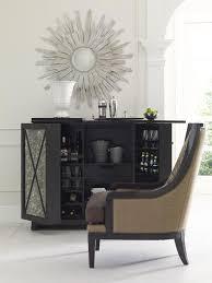Crosley Furniture Bar Cabinet Antiqued Mirrored Bar Cabinet Best Home Furniture Decoration