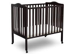 Bloom Alma Urban Mini Crib by Delta Children Portable Mini Crib With Mattress U0026 Reviews Wayfair