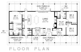 floor plans with wrap around porch large ranch style house plans ft wide house plans new ranch style