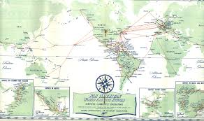 Alaska Air Route Map by The Pan Am Series U2013 Part Vi Latin America And Flight 201 Jpb
