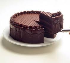 chocolate fudge cake bbc good food