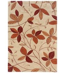 Leaf Area Rug Patterned Rugs And Geometric Rugs Organize It