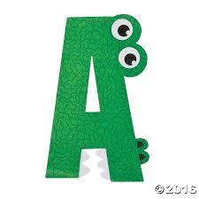 46 best letter crafts images on pinterest alphabet crafts