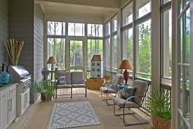 screened porch designs porch eclectic with screen porch lap siding