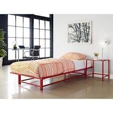 twin platform bed frame walmart home design ideas
