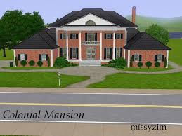 colonial mansion missyzim s colonial mansion