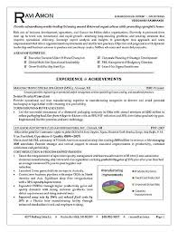 the exle of resume business operations executive resume exle executive resume