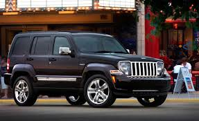 Jeep Liberty 2012 Red Image 119
