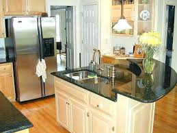 Kitchen Island With Table Seating Kitchen Island Kitchen Island Height Bar Or Counter For