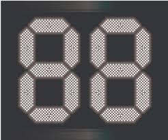 play clock 36 oes scoreboards