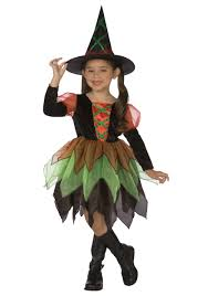Witch Halloween Costumes Girls Girls Witch Costume