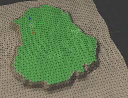 tutorial blender terrain modeling how do i create low poly style terrain blender stack