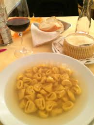 bologna cuisine week one in bologna tortellini brodo and panna wars curious appetite