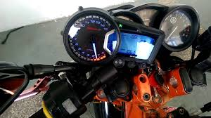 speedometer koso rx 2 on yamaha vixion youtube