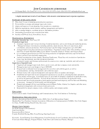 Promoter Resume Example by Events Promoter Resume Sample Dad Costs Ga