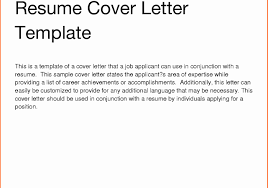 cover letters for resume exles sle cover letter resume exles of for new word format