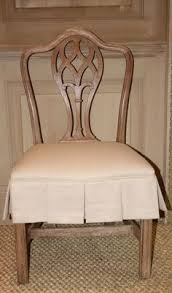 Seat Covers For Dining Chairs Kitchen Chair Slipcovers So I Can Save My Chairs From My Kids And