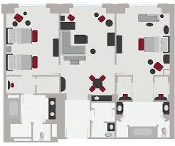 bedroom 2 bedroom suite in las vegas wonderful decoration ideas