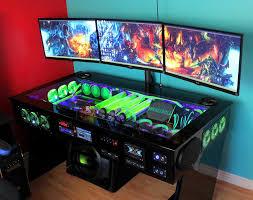 Ultimate Gamer Setup The Ultimate League Of Legends Gaming Computer Setup