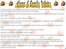 joint base safety office presents thanksgiving safety tips 1 of