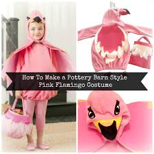 pink flamingo costume tutorial things to make things we u0027ve made