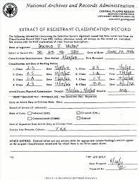 How To List Military Service On Resume Was Trump A U0027draft Dodger U0027 Punditfact