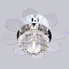girls ceiling fans ceiling fan with crystal light new modern crystal led ceiling