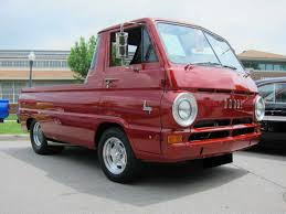 vintage volkswagen truck 1966 dodge a100 pickup a cult classic cool rides online