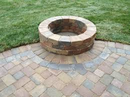 Patio Brick Pavers Rochester Mi Pvc Deck Brick Paver Patio Traditional