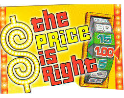 price is right game show powerpoint template price is right slot