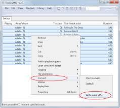 download free mp3 to cd converter burner burn mp3 to cd with free mp3 to cd burner freeware on windows 7 8