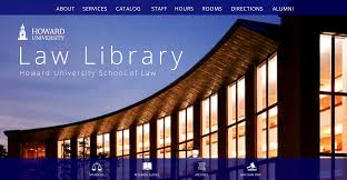 homepage husl library library at howard university of law