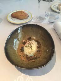cuisine basse temp rature l entrée oeuf cuisson basse température et garniture morilles