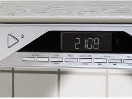 kitchen radio under cabinet home decoration ideas