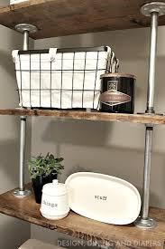 laundry room shelving taryn whiteaker
