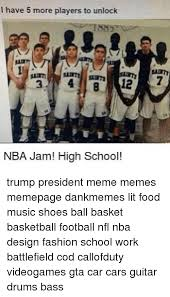 Playing Cod Text Memes Com - i have 5 more players to unlock nba jam high school trump