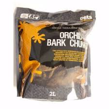Orchid Bark Pets At Home Reptile Orchid Bark Chunks Substrate 2 Litres Pets