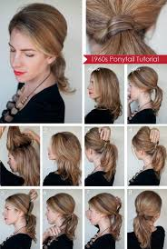 easy waitress hairstyles 15 easy hairstyle tutorials for outgoing pretty designs