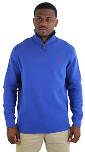 polo ralph lauren men u0027s half zip pullover sweater for gerrod