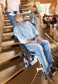 wheelchair stair climber s max aat videos