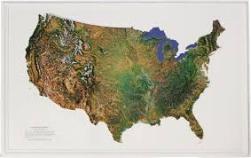 map usa buy buy usa relief map satellite flagline
