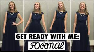 Sorority Formal Dress Get Ready With Me College Sorority Formal Youtube