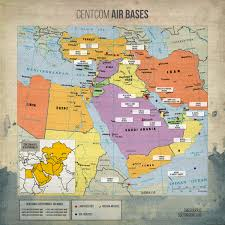 Middle East Countries Map by Analysis The Us Led Coalition Against U0027islamic State U0027 1 0