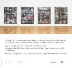 Haas Und Kollegen Baden Baden Abstrakte Bilder Gerhard Richter Archiv