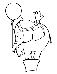 circus coloring pages kids coloring