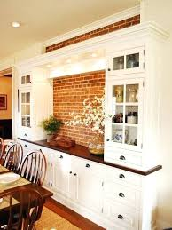dining room hutch ideas dining room cabinets ideas i like the built in dining room hutch and